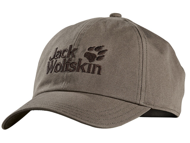 Jack Wolfskin Baseball Cap - Couvre-chef - gris